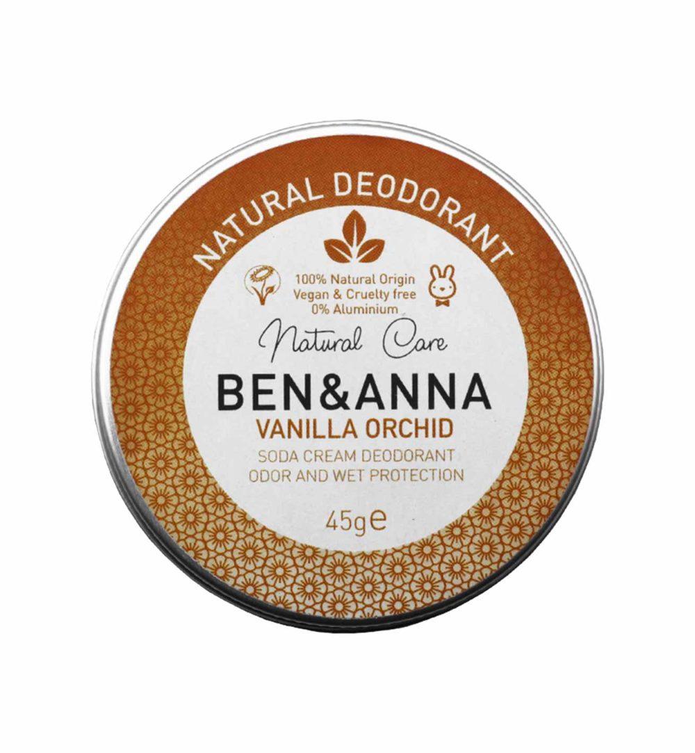 Deodorante Vanilla Orchid