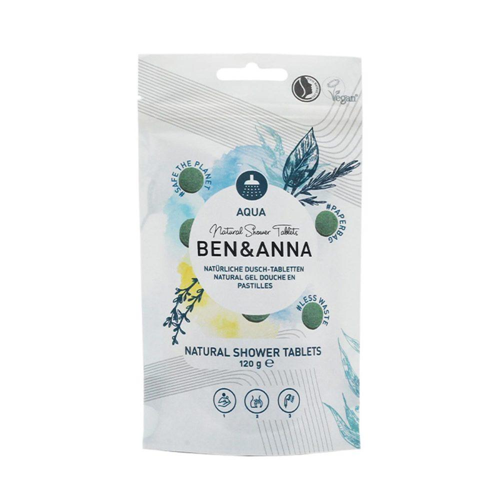 Aqua bagnoschiuma in compresse