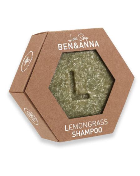 Love Soap Lemongrass Shampoo 60gr