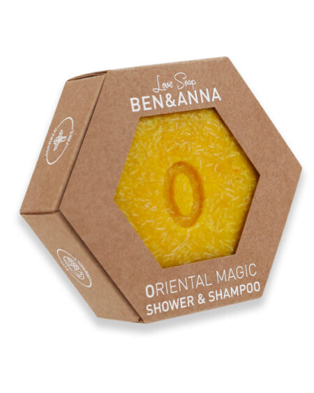 Love Soap Oriental Magic Shampoo & Shower 60gr