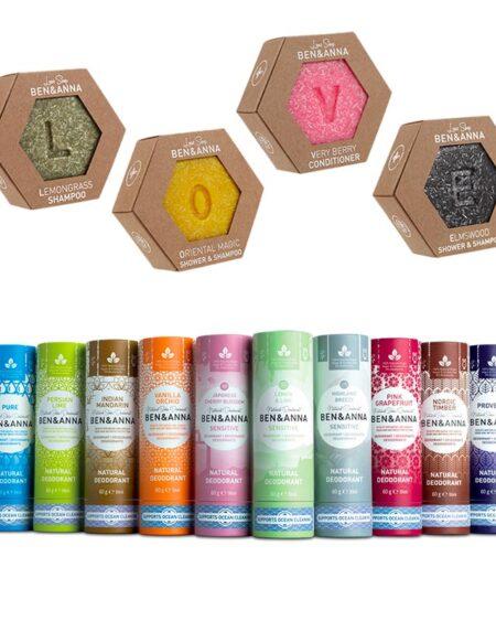 Proposta inserimento Lancio Combo: Love Soap + 60 Deodoranti stick scontati del 15%