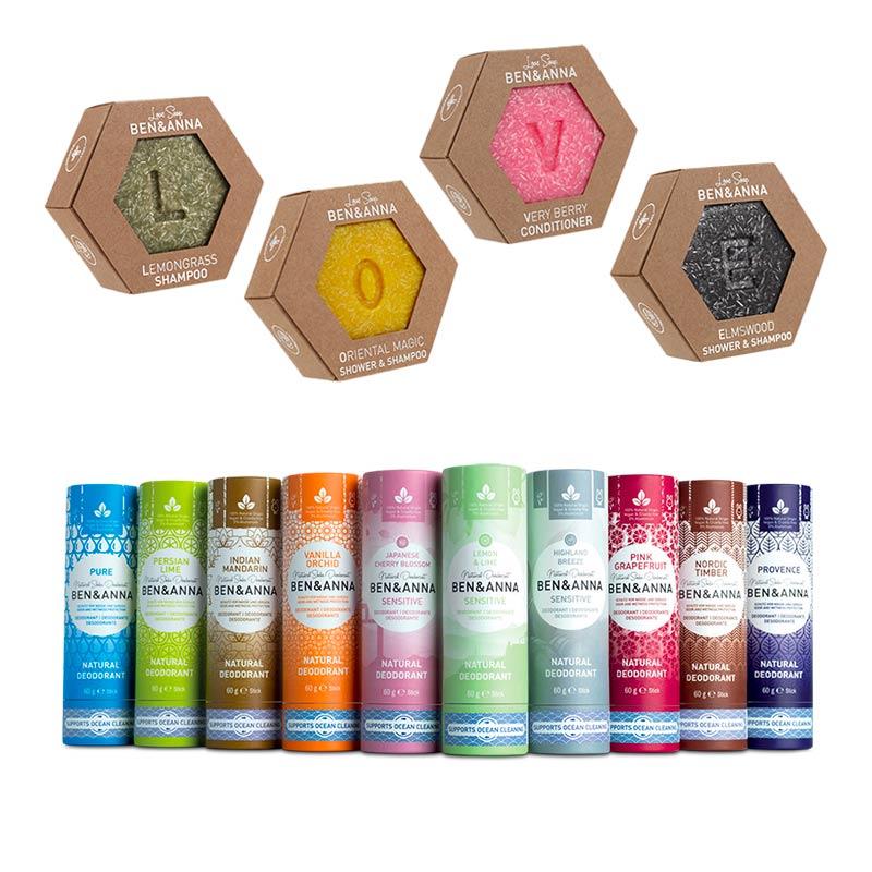 Proposta inserimento Lancio Combo: 52 Love Soap e 36 Deo Stick scontati del 10%